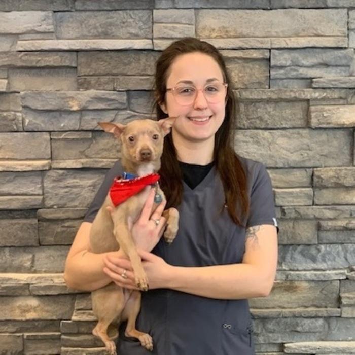 Liz<br>Licensed Veterinary Technician  photo
