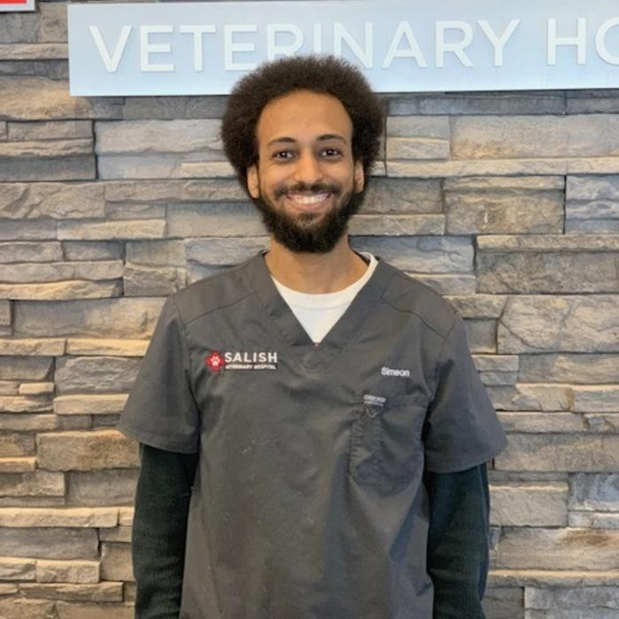 Simeon<br>Veterinary Assistant  photo