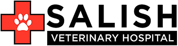 Salish Veterinary Hospital logo