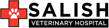 Salish Veterinary Hospital logo